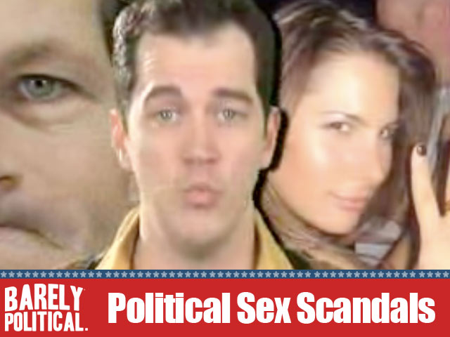 Political Sex Scandals
