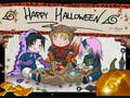 Halloween Naruto