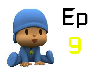 Pocoyo - Ep9 - Sleepy Bird's Surprise