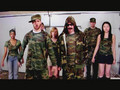 King Solomon and Giggles - My Entourage Gives You the Back Massage While Wearing Camouflage (Up In the Garage)