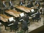 Mozart_ Concertos K242 _ Solti, Schiff, Barenboim