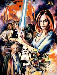STAR WARS - The Dark Redemption