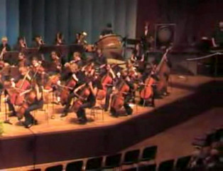 Orchestra: Pirates of the caribbean medley