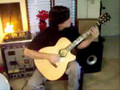 Acoustic Guitar Jeff Williams Sunsets & Waterfalls