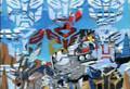 Transformers armada depart