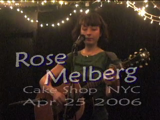 Rose Melberg - 'Each New Day'