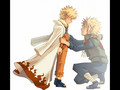 Yondaime & Naruto
