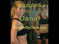 Push-Ups with Stability Ball  Sculpted by Dana  Online Fitness Training