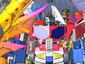 transformers cybertron unfinished