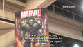 Richard Gant Show: Marvel Booth Comic Con 2007