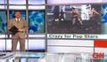 080413 CNN Entertainment World Report - South Korean Boy Band TVXQ! & Super Junior