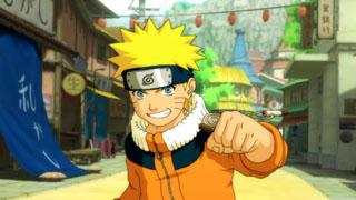 Naruto  Ultimate Ninja Storm - Exclusive Action Trailer HD