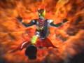 Kamen Rider kiva commercial