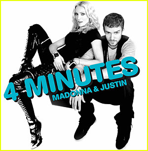 MADONNA 4 MINUTES (MATRIXX & DAPPA'S EXCLUSIVE HARD HOUSE REMIX)