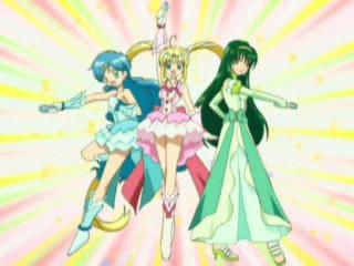 Mermaid Melody - Yume no Sono Saki He