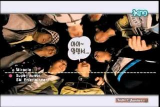 Super Junior (Suju) - Miracle