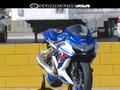 2008 Suzuki GSX-R750 - Sportbike First Ride