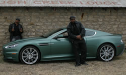 2009 Aston Martin DBS: A Different Prerequisite