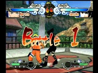 Naruto Ninja Clash Revolution