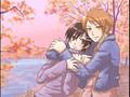 DaisukexRiku and HikaruxHaruhi