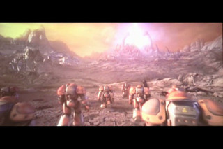 Starcraft Ghost CGI Trailer