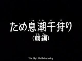 Detektiv Conan 443 - Shell Gathering and a Sigh (Part 1)