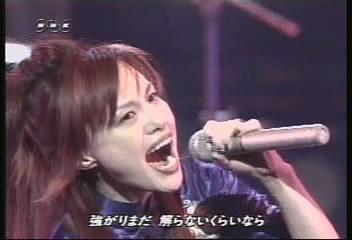 [LIVE] LIKE A HARD RAIN (POPJAM 2003.04.12)
