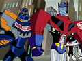 Transformers animated misson accomplished
