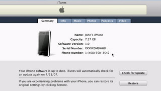 Apple iPhone - Activation and Sync HD