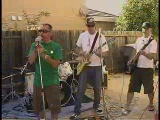 Blue Nightmare by Pistol Stump (live)
