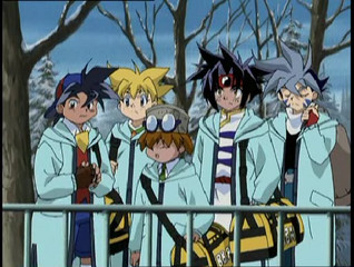 Beyblade Episode 40 - Hot Battle In A Cold Town.avi