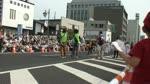 20140524東北六魂祭 宮城・七夕、すずめ