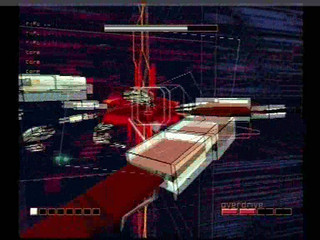 REZ Dreamcast Area 1