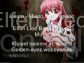 Lilium -music box-