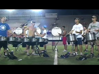 Latin Lover - Percussion Warmup
