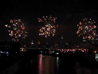 Video - July 4th Fireworks