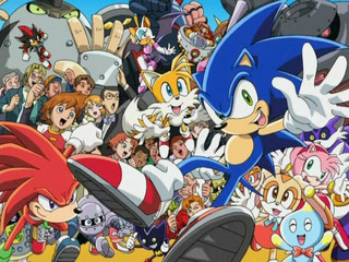 Sonic X episode 77 Japanese (no subs)