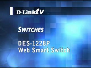D-Link's Web Smart Swich - DES-1228P