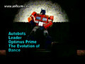 Optimus' Evolution of Dance- Amazing Animation!