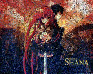 Slideshow - Shakugan no Shana