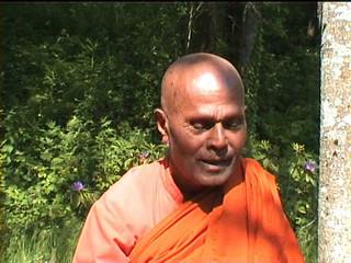 Bhante Gunaratana (9) Did you have a dream of coming to the USA?