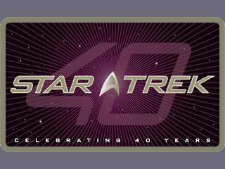 STAR TREK 40th Anniversary Tribute 1966 - 2006