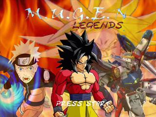 mugen legends