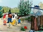 18.Ein Kanarienvogelfederbaum & Der Frosch ist ein Großmaul & Hasenmotor, Antrieb vorn & Schnuddel fängt einen Hasen