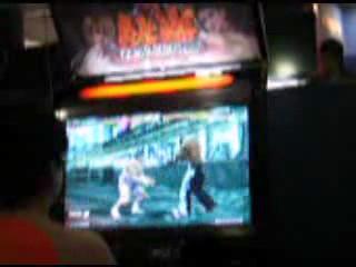 Tekken 6: Loke Vid Madness