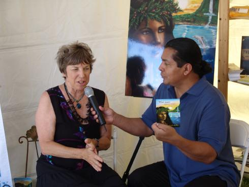 Wai-Nani author Linda Ballou.