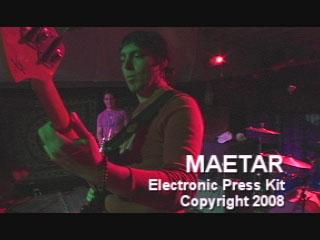 MAETAR (EPK) - Industry Testimonials