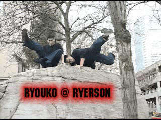 Team Ryouko_Tricking in Toronto