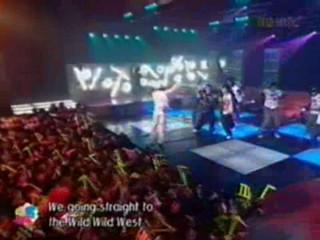 Se7eN ft Whee Sung - Wild Wild West