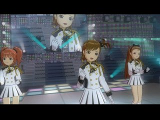 here we go!! marching band mami yayoi iori